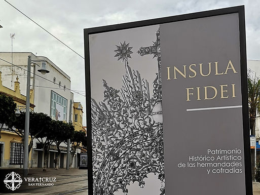 Inaugurada la exposición 'Insula Fidei'