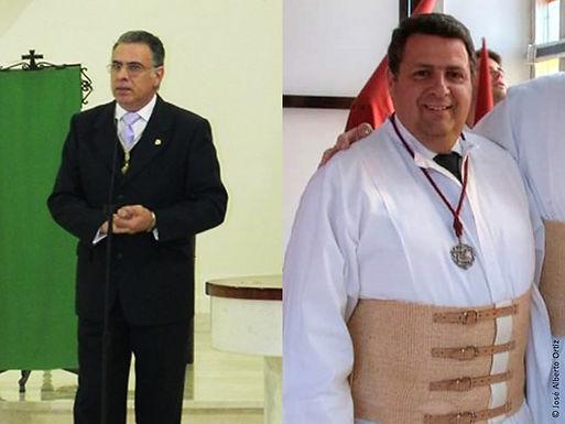 Designados el XL pregonero de la Santa Cruz y el encargado de la semblanza a Nuestra Señora