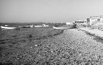 Playa de la Casería de Ossio San Fernando (Cádiz)