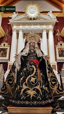 Septiembre, mes de los Dolores de Nuestra Señora