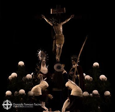La estética de la década de los 60 retorna a la Capilla en forma de altar efímero