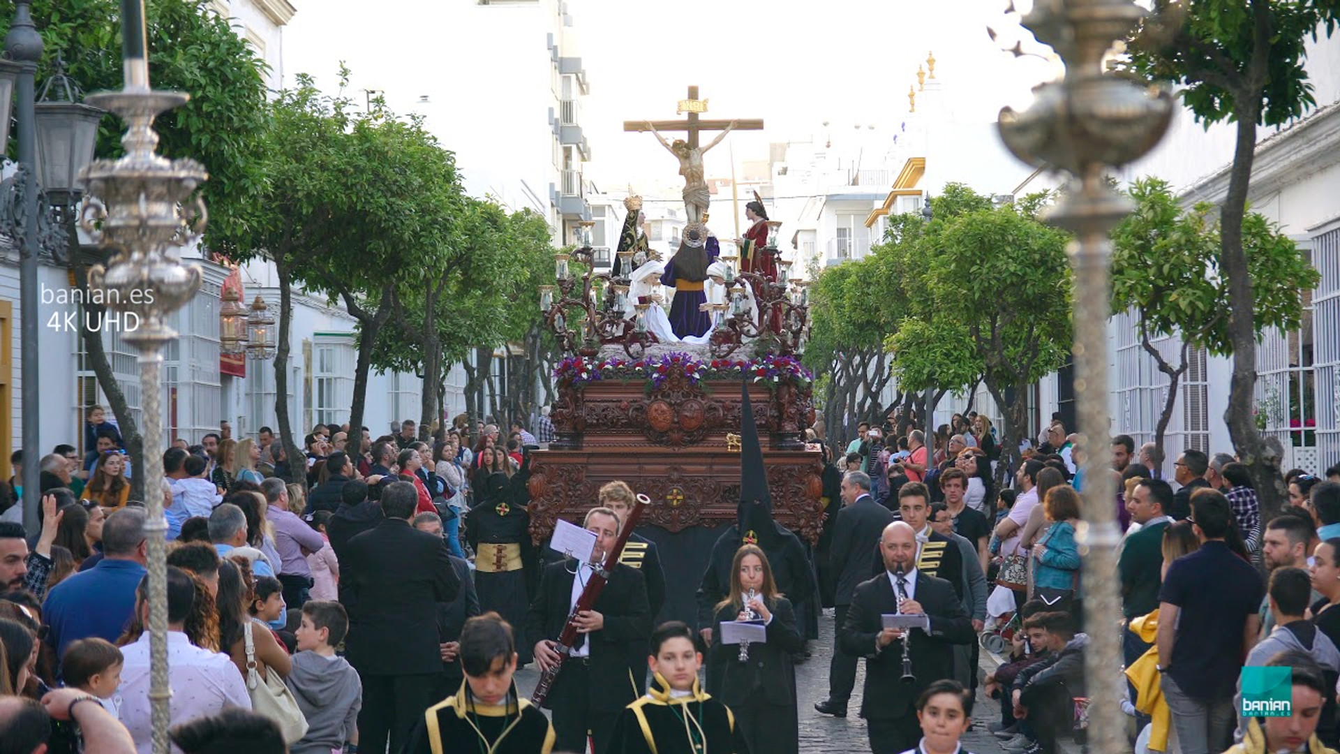 ESTACIÓN DE PENITENCIA DEL MIÉRCOLES SANTO 2017