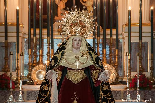 Nuestra Señora del Mayor Dolor San Fernando Cadiz