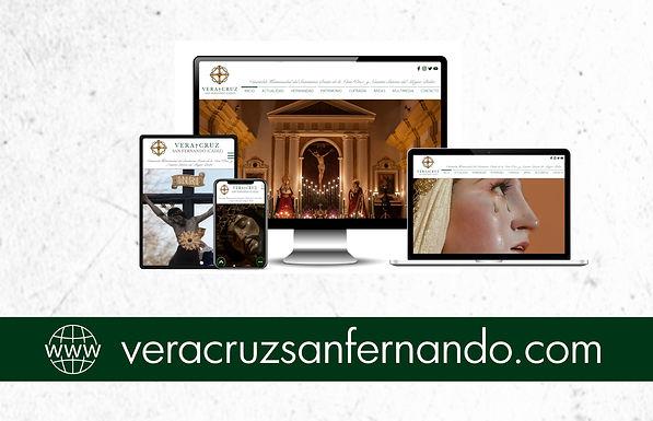 Nueva web de la Vera†Cruz