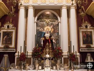 """""""Jesús y María confortan y reconfortan"""" - La Hermandad celebró los Dolores de Nuestra Señora"""
