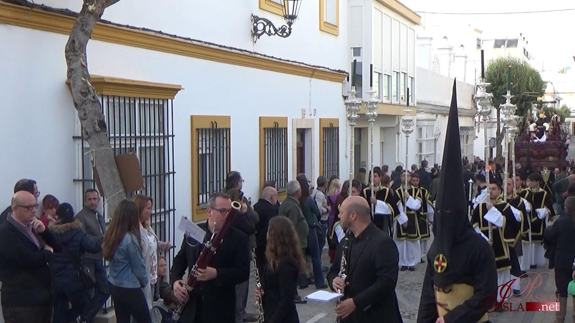 ESTACIÓN DE PENITENCIA DEL MIÉRCOLES SANTO 2018