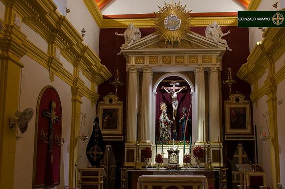 La Capilla del Santísimo Cristo de la Vera†Cruz vuelve a abrir sus puertas a partir de esta tarde