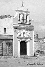Capilla Santísimo Cristo de la VeraCruz San Fernando