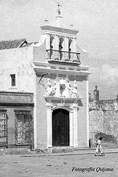 Capilla del Santísimo Cristo de la Vera†Cruz San Fernando (Cádiz)