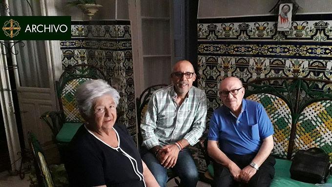 Los mayores de la Vera†Cruz: Aurora Gómez