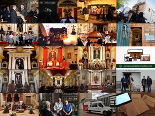 Nuestro 2020: imágenes de un año diferente