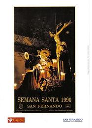 Semana Santa San Fernando 1990