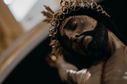 Restauración del Santísimo Cristo de la Vera†Cruz