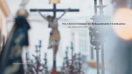 VÍA-CRUCIS DE LAS HERMANDADES Y COFRADÍAS