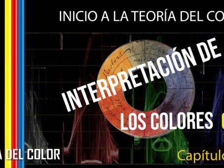 Inicio a la Teoría del Color. Curso Gratuito. 10