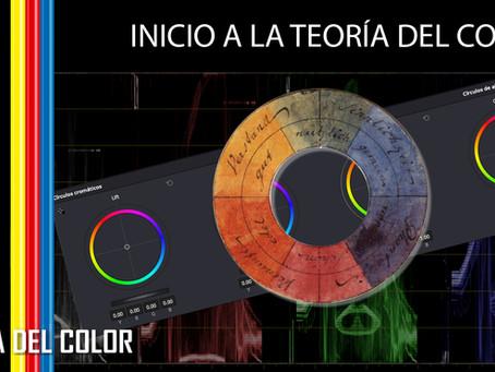 Inicio a la Teoría del Color. Curso Gratuito. 01