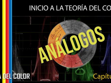 Inicio a la Teoría del Color. Curso Gratuito. 04