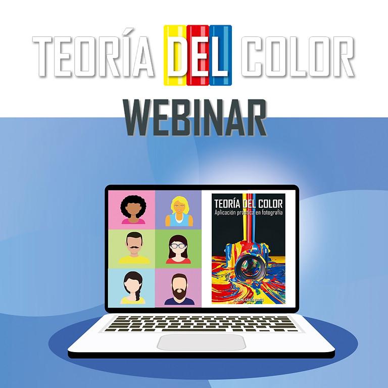 IV - Webinar Libro Teoría del Color