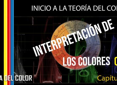 Inicio a la Teoría del Color. Curso Gratuito. 08