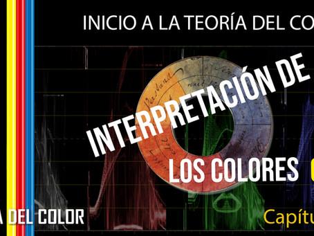Inicio a la Teoría del Color. Curso Gratuito. 09