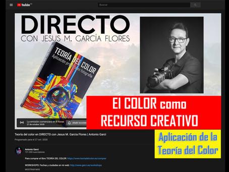 Aplicación de la Teoría del color. El COLOR como recurso creativo.