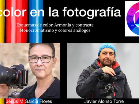 El color en la Fotografía. Capítulo 02