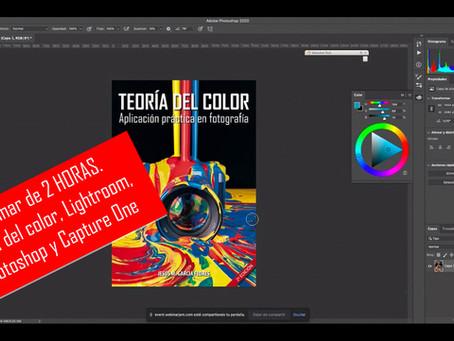 Teoría del color. Webinar 2 horas.