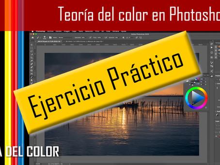 Ejercicio práctico en Photoshop. Aplicación de la Teoría del Color