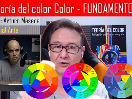 Teoría del color - FUNDAMENTOS - Capt.01