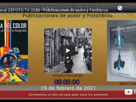 CEFOTO TV - Publicaciones de Autor