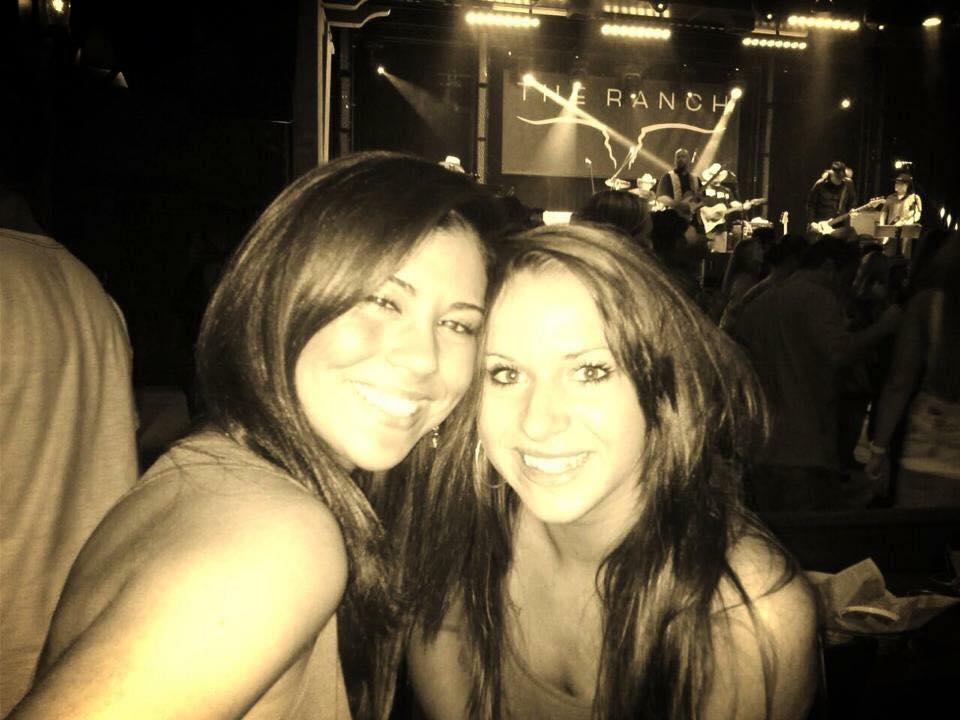 Allie and Kelsie: Dancing Queens