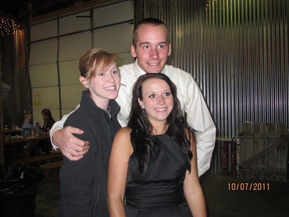 Alex, Colby and Kelsie