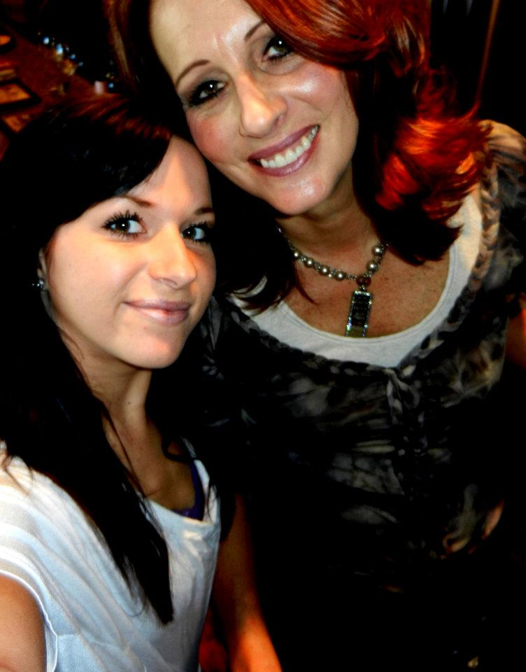 Kelsie and Laura, Her Mother