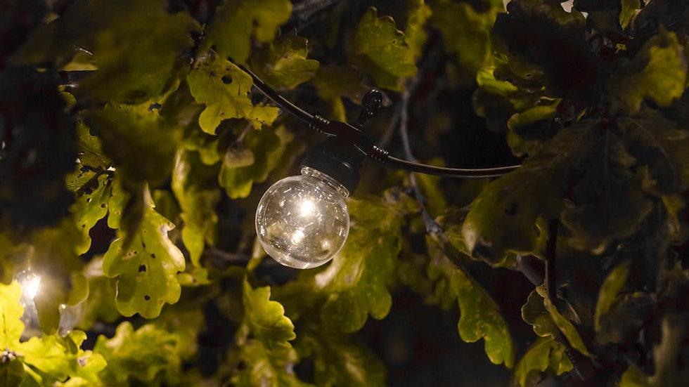 Round Garden Lights