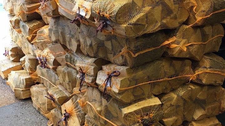 40L Kiln Dried Birch