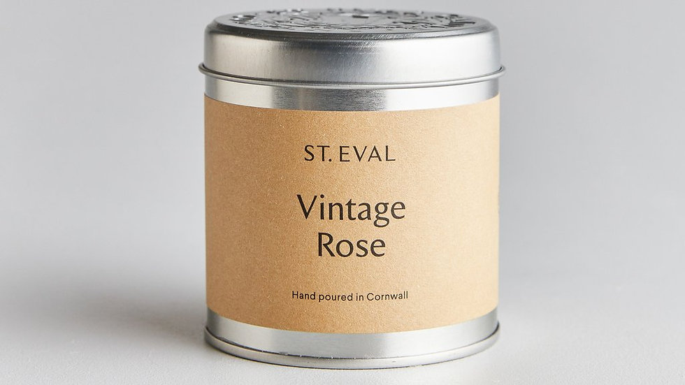 St Eval Limited Edition Tins