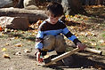 Teaching Children Outdoors