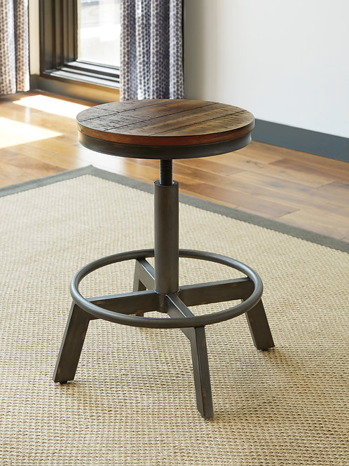 Torjin Brown/Gray Stools