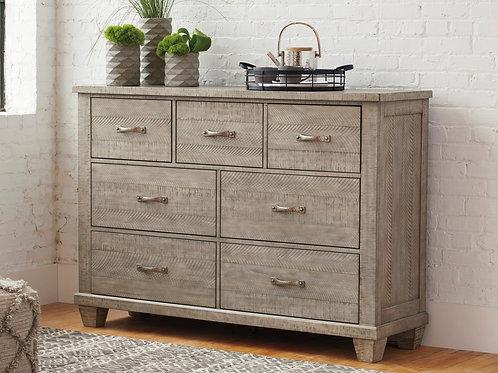 Naydell Rustic Gray Dresser