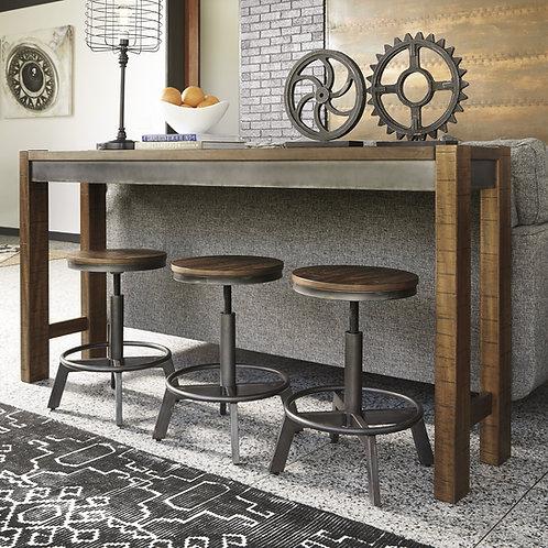 Torjin Long Counter-Height Table