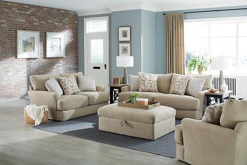 Copeland Oak Sofa OR Loveseat