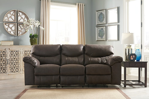 Boxberg Teak Reclining Sofa