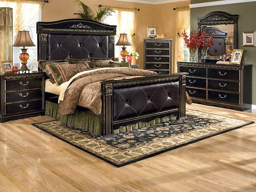 Coal Creek Bedroom Set