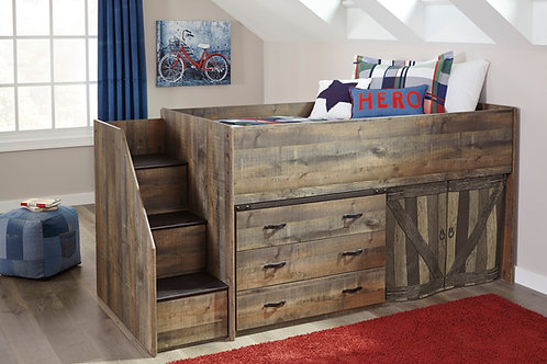 Trinell Youth Loft Bed