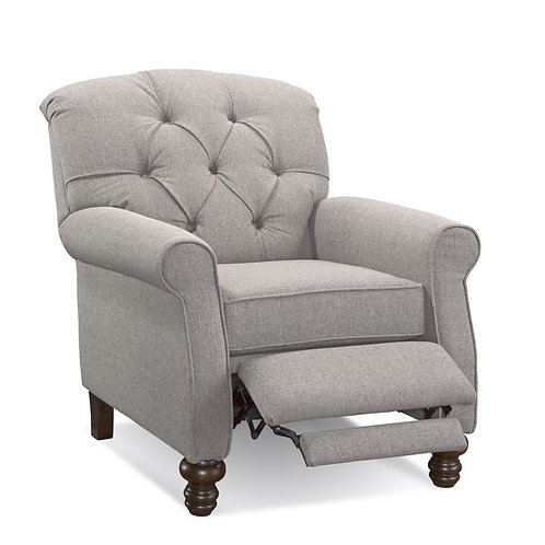 Abington Safari Press Back Accent Recliner