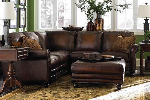 Hamilton Leather Sectional