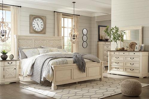 Bolanburg White Bedroom Set
