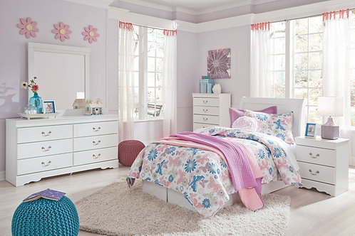 Arnasia Twin or Full Bedroom Set