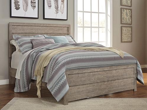 Culverbach Gray Queen Bed