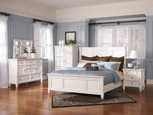 Prentice Panel Bedroom Collection